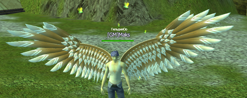Белые Крылья Архангела